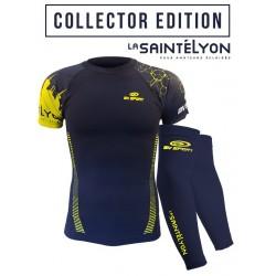 """Pack Haut technique + Manchettes collector Edition \""""La SaintéLyon\"""""""