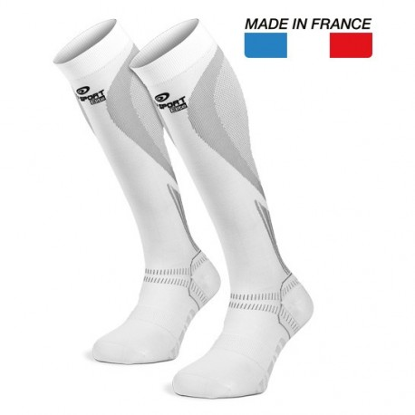 Recovery socks - PRORECUP ELITE (white color)