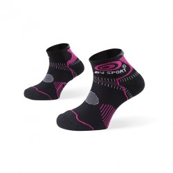 Trail socks, pink colour
