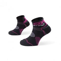 Trail socks, pink colour