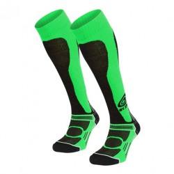 SLIDE - ski socks color black