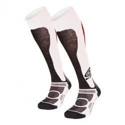 SLIDE - ski socks color black