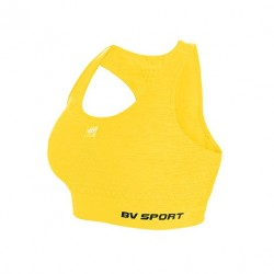 Brassière KEEPFIT heather yellow