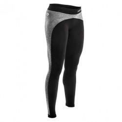 Legging anticellulite Noir/Gris