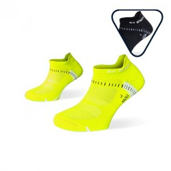 Pack ankle socks Light One Yellow and Nero
