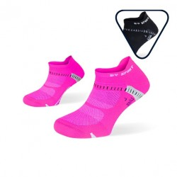 Pack calze corte Light One Pink and Nero