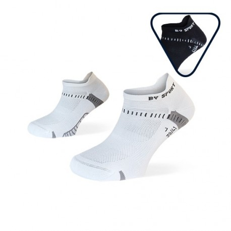 Pack calze corte Light One Bianco e Nero