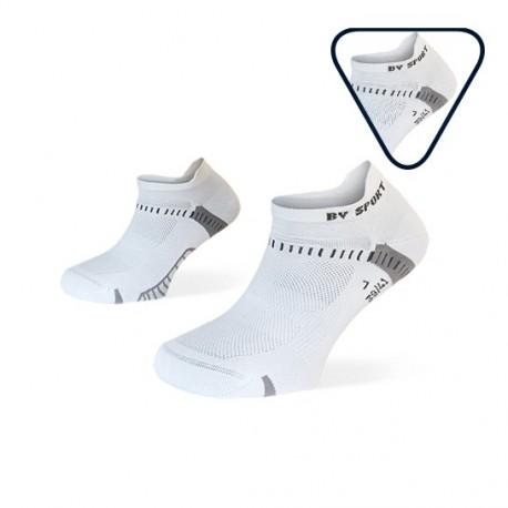 Pack calze corte Light One Bianco e Bianco