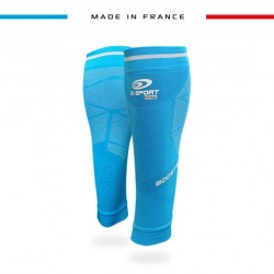 Calf sleeves Booster Elite EVO2 blue