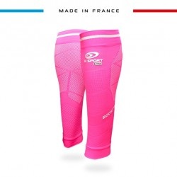 Calf sleeves Booster Elite EVO2 pink