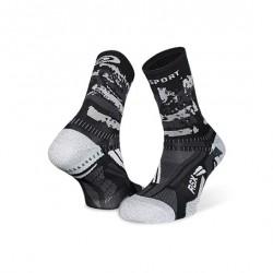 Ankle_socks_RSX_EVO_Black/grey-collector_edition