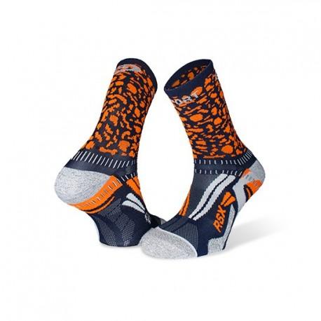 Socquette_RSX_EVO_bleu-orange-collector_edition