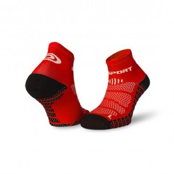 Ankle socks SCR ONE EVO red