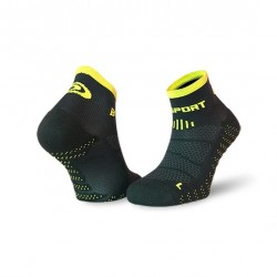 Ankle socks SCR ONE EVO black-yellow