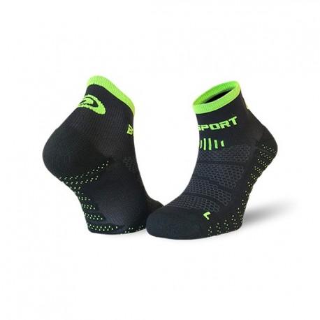 Ankle socks SCR ONE EVO black-green