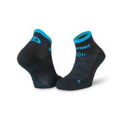 Ankle socks SCR ONE EVO black-blue
