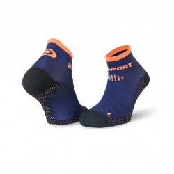 Socquettes SCR ONE EVO bleu-orange