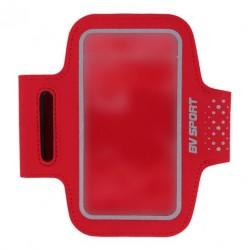 Brassard smartphones rouge