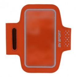 Smartphones armband orange