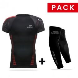 Pack   Tshirt RTECH + Manicotti ARX