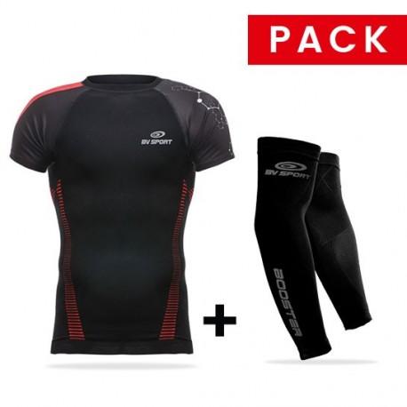 Pack | Tshirt RTECH + Manicotti ARX