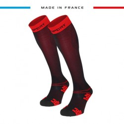 Compression socks XLR EVO Black/Red