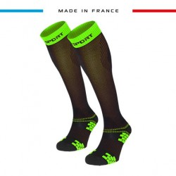 Compression socks XLR EVO Black/Green