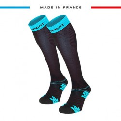 Compression socks XLR EVO Black/Blue