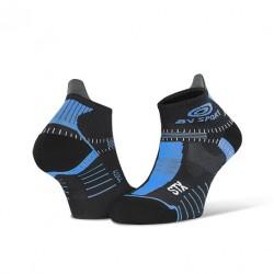 Socquette_STX_EVO_noir/bleu