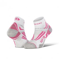 Ankle socks RSX EVO White/Pink