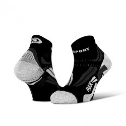 Ankle socks RSX EVO Black/Grey