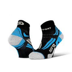 Ankle socks RSX EVO Black/Blue