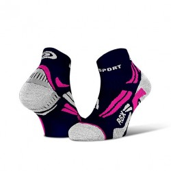 Ankle socks RSX EVO Blue/Pink