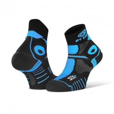 Socquette_STX+_EVO_noir/bleu