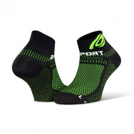 Ankle socks Light 3D black-green