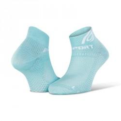 Socquettes Light 3D bleu