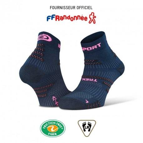 TREK_EVO_hiking_ankle_socks_blue-pink