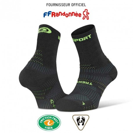 TREK+_EVO_hiking_socks_black_green