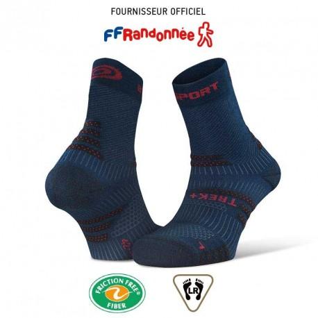 TREK+_EVO_hiking_socks_blue-red