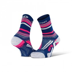 RSX_EVO_running_socks_tennis_blue/pink - collector_edition