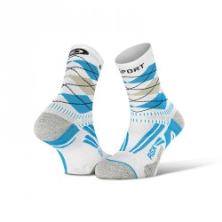 Chaussettes_running_RSX_EVO_burlington_blanc-bleu - collector_edition