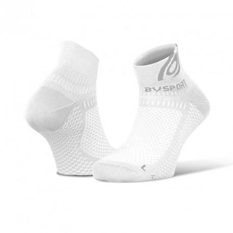 Socquettes Light 3D blanc
