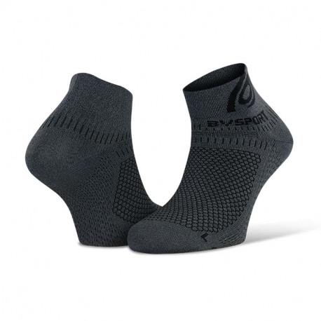 Ankle socks running Light 3D heather grey - mix