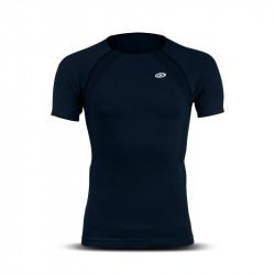T-shirt homme manches courtes RTECH EVO2 bleu marine