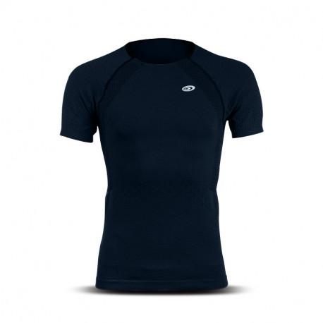Man short sleeves t-shirt RTECH EVO2 navy blue
