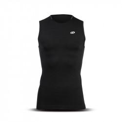 T-shirt senza maniche uomo RTECH EVO2 nero
