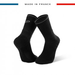 Chaussettes multisports TEAM ELITE noires | Made in France