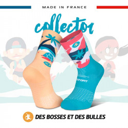 TRAIL ULTRA Fournaise socks - Collector DBDB | Made in France