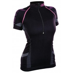 Haut-technique Femina NATURE3R demi-zip