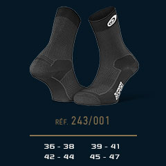 Hiking_socks_Double_polyamide_EVO_mid-cut_black-grey